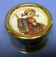 Original Hummel W.Germany Music Box Reuge Swiss Musical Movement Auf Wiederseh'n
