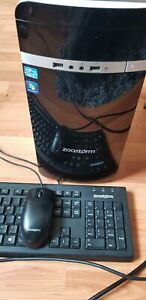 Zoostorm Desktop PC 12GB RAM I3 with mouse and keyboard