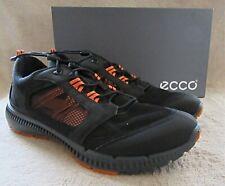 8bd6ca95c32 ECCO Terracruise II Mens Black Mesh Sneaker Lace Shoes US 11 - 11.5 M EUR 45