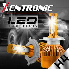 2 Pcs H4 328W 32800LM LED Hi/Lo Beam Headlight Car Bulbs iSincer White 6000K CH
