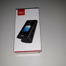 New listing Lg Terra Vn210 - Black (Verizon) Never Used in Box