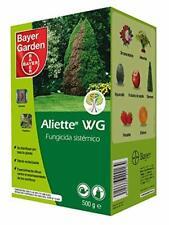 PROTECT GARDEN Fungicida sistémico Aliette WG para cesped y coniferas, 500gr