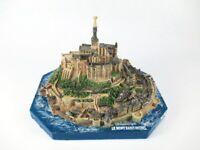 Le Mont Saint Michel Poly Modell XL 18 cm !!! Frankreich Souvenir
