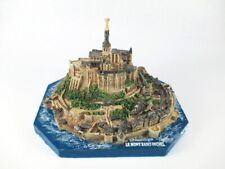 Le Mont Saint Michel Poly Model XL 7 1/8in France Souvenir