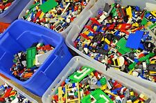 1000pcs Triple Washed Clean LEGO Approx Random WHOLESALE Lot Assorted Bulk