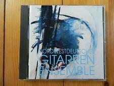 Nord ovest Deutsches chitarre Ensemble Stephen Dodgson Moreno-Torroba Stepan RAK RAR