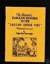TARZAN UNDER FIRE.VINTAGE EDITION.1968.RARE!NICE COPY.