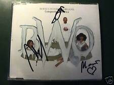BWO Bodies Without Organs CONQUERING AMERICA ** SIGNED ** 7-tr Remixes CD Maxi