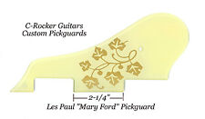 Les Paul LP ES-295 Mary Ford Guitar Pickguard made for Gibson Vintage Project