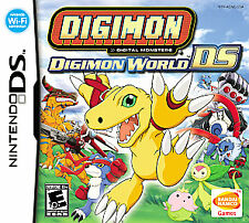 Digimon World DS (Nintendo DS, 2006) Game Cartridge Perfect Condition