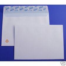 500 Enveloppes blanches C6 (A6) 114x162 mm sans fenêtre