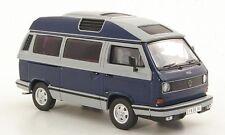 "VW T3a Dehler Profi Camper ""Blue/Grey"" (Premium Classixxs 1:43 / 11482)"