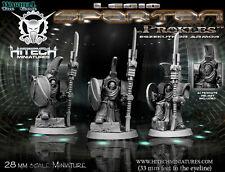 Hitech Miniatures - 28SF029 Spartan Prokles 28mm Warhammer 40k 40000