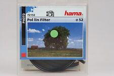 Hama Polfillter Linear Ø52mm in OVP #72152