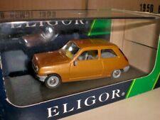 Eligor 100648 - Renault 5 3 portes bronze - 1:43 Made in France
