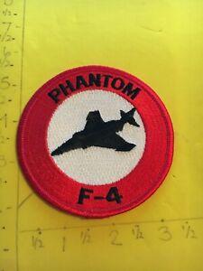 USAF F-4 Phantom SQUADRON Patch 8/1 variant 2