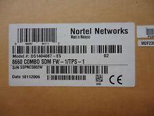 Ds1404087-E5 Nortel Networks 8660 Combo Sdm Fw-1/Tps-1 Brand New!