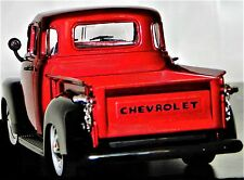Chevy 1950s Pickup Truck 1 Wagon Chevrolet 24 Vintage 18 Car Carousel Red 12