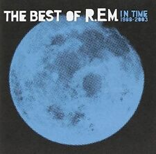 The Best of Rem in Time CD Ships From Aus Zz4 Y15