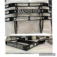 YAMAHA BANSHEE BILLET BUMPERS ANODIZED SET