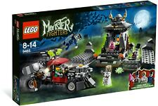 New Sealed LEGO Monster Fighters The Zombies 9465 Discontinued Rare