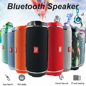 TG 116 Wireless Bluetooth Speaker Outdoor Portable Stereo Bass USB/TF/FM Radio