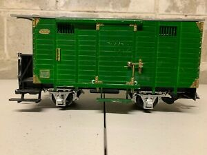 LGB G Scale Goods Wagon made in Western Germany 1970s