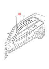 Genuine AUDI A3 S3 Sportback Lim. quattro. Molding - Roof Left 8V3853703B1P9