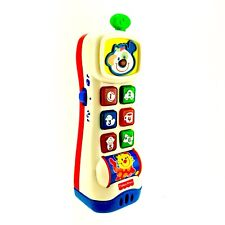 Fisher Price Vintage Mobile Phone Electronic Toy Sounds Kids Superb Condition