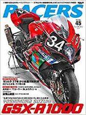RACERS Vol.45 YOSHIMURA SUZUKI GSX-R1000 Japanese book