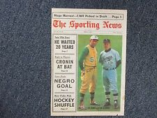 ALVIN DARK (Died Nov. 13, 2014) Signed  June 24, 1967 The  Sporting News Cover