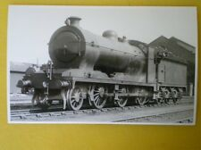 PHOTO  LMS EX GSWR CLASS 51 2-6-0  LOCO 17829 ON SHED AT KINGMOOR