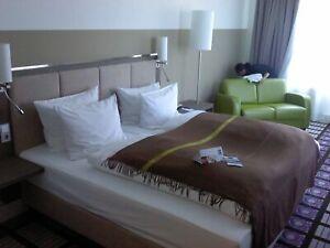 Boxspringbett 120x200cm,Bett incl. Matratze, Box:Leinenstruktur, Hotelbett