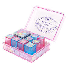 2016 Sanrio Little Twin Stars Stamper Stamps Box Set ~ Free Shipping
