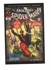 AMAZING SPIDER-MAN COLLECTIBLE SERIES VOLUME 20 REPRINTS ISSUE 9 ELECTRO JJJ