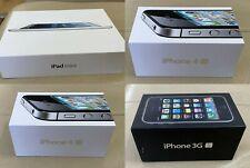 IPHONE 4S 16GB 3G S ipad 32gb  Apple Boxs 4 Boxes VGC