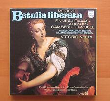 6703 087 Mozart Betulia Liberata Vittoria Negri Philips 3xLP + booklet NM/EX