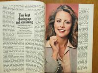 1980 TV Guide(JAYNE  BENTZEN/$1.98 BEAUTY SHOW/BONNIE FRANKLIN/ONE DAY AT A TIME