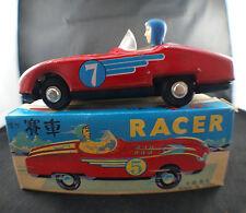 Tin Friction Toy ◊ Racer MF 800 China◊  en boite/boxed
