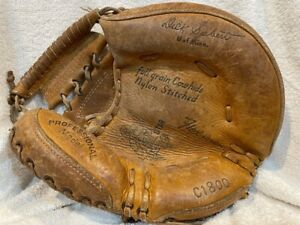 VINTAGE 1950's Dick Siebert U of Minnesota Gophers Catchers Mitt, RARE&NICE!!
