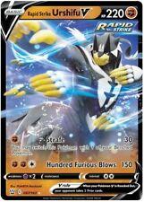 Rapid Strike Urshifu V - 087/163 - Ultra Rare Battle Styles Pokemon NM