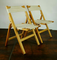 60er Safari Stuhl Vintage Klappstuhl Retro Sessel Folding Chair 1/4