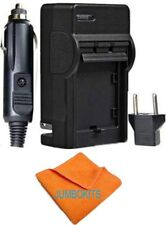 NP-FV100 Battery Charger for Sony DCR-SR68,SR88,SX15 NEXVG10,NEXVG20,HXR-MC50