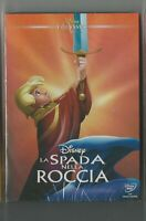 DVD LA SPADA NELLA ROCCIA I CLASSICI N.18 ED.NEGOZIO NO EDICOLA NUOVO SIGILLATO