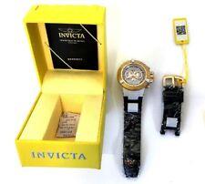 INVICTA Men's 0931 Anatomic Subaqua Collection Chronograph Watch Pro Diver, New
