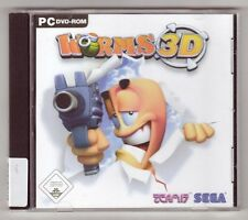 Worms 3d Team 17 PC juego