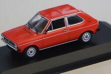 VW Polo 1979 rot 1:43 MaXichamps Minichamps 940050500 neu & OVP