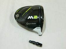Taylormade 2017 M2 10.5* Driver Head Only 17 M-2  RH Includes Tip