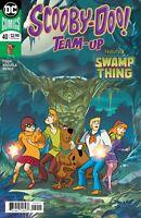 SCOOBY-DOO TEAM-UP #18  DC COMICS 1ST PRINT COVER A BATHOUND  DOGS