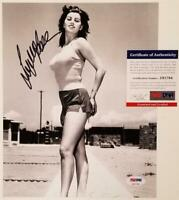Sophia Loren signed 8x10 Photo Actress Autograph ~ PSA/DNA COA